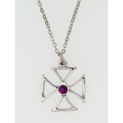 199 Maltese Cross Pendant SALE
