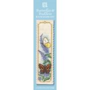 BKBB Butterflies & Buddleia Bookmark