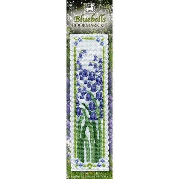 BKBL Bluebells Bookmark