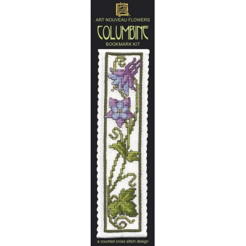 BKCE - Columbine Bookmark - SALE