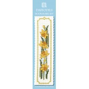 BKDL Daffodils Bookmark