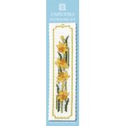BKDL Daffodils Bookmark