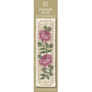 BKDR Damask Rose Bookmark