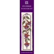 BKFU Fuchsias Bookmark