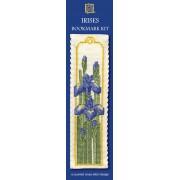 BKIR Irises Bookmark