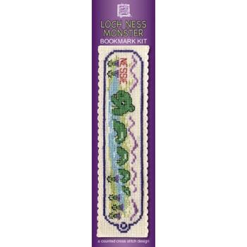 BKLN Loch Ness Monster Bookmark