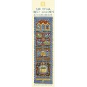 BKMH Medieval Herb Garden Bookmark