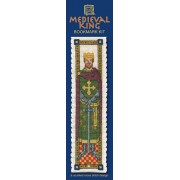 BKMK Medieval King Bookmark