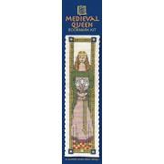BKMQ Medieval Queen Bookmark