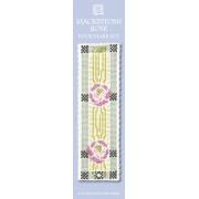 BKMR Mackintosh Rose Bookmark