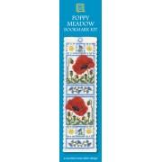 BKPM Poppy Meadow Bookmark