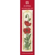 BKPO Poppies Bookmark