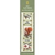 BKRS Red Squirrel Bookmark