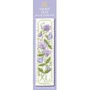 BKSP Sweet Peas Bookmark