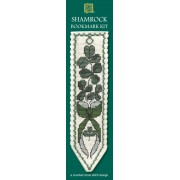 BKS Shamrock Bookmark