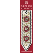 BKTR Tudor Rose Bookmark