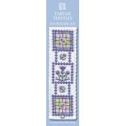 BKTT Tartan Thistles Bookmark