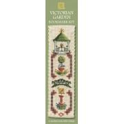 BKVG Victorian Garden Bookmark