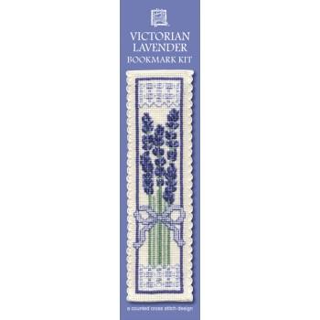 BKVL Victorian Lavender Bookmark