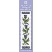 BKVT Victorian Thistles Bookmark