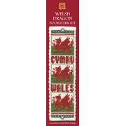 BKWD Welsh Dragon Bookmark