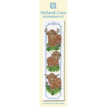 BKWHC Wee Hieland Coos Bookmark