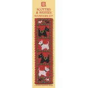 BKSW Scotties & Westies Bookmark