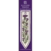 BKST Scottish Thistle Bookmark