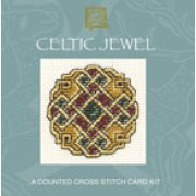CECJ Celtic Jewel Miniature Card