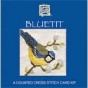 CMBT Bluetit Miniature Card