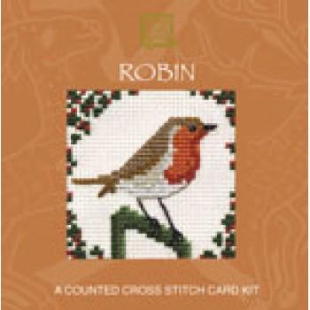 CMRO Robin Miniature Card
