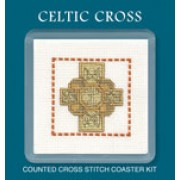 COCC Celtic Cross Coaster