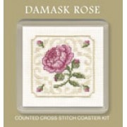 CODR Damask Rose Coaster
