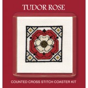 COTR Tudor Rose Coaster