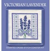 COVL Victorian Lavender Coaster