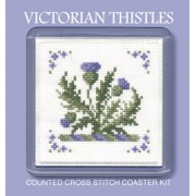 COVT Victorian Thistles Coaster