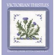 COVT Victorian Thistles Coaster