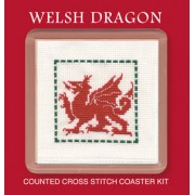 COWD Welsh Dragon Coaster