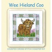 COWHC Wee Hieland Coo Coaster