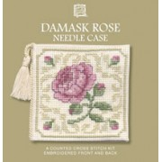 DRNC Damask Rose Needle Case