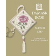 DRSK Damask Rose Scissor Keep