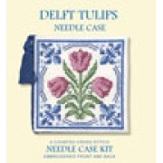 DTNC Delft Tulips Needle Case