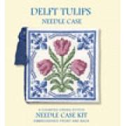 DTNC Delft Tulips Needle Case