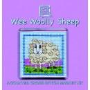 FMWWS Wee Woolly Sheep Fridge Magnet