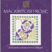 HMMR Mackintosh Rose Miniature Card