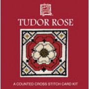 MCTR Tudor Rose Miniature Card