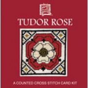 MCTR Tudor Rose Miniature Card
