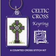 KRCC Celtic Cross Keyring