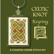 KRNCK Celtic Knot Keyring
