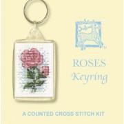 KRRO Roses Keyring